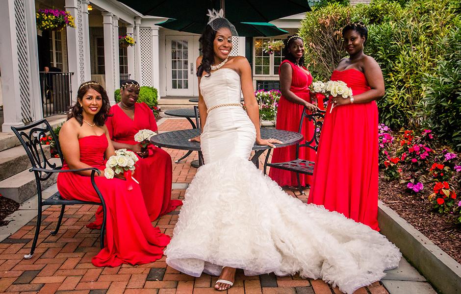 Andrea Wedding Dress